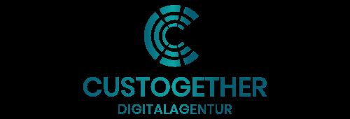Logo von der Digitalagentur Custogether